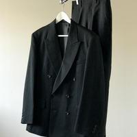 80s vintage double suit
