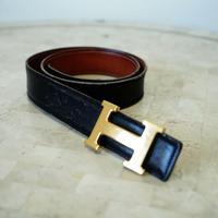 HERMES H backle belt