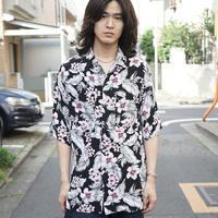 DANKE SCHON big size rayon shirt