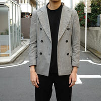 未使用 Gucci cashmere double jacket