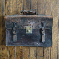50s vintage leather bag