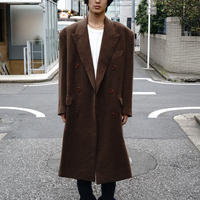 REDAELLI double chesterfield coat