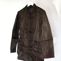Prada nylon coat