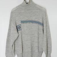 90s COMME des GARÇONS HOMME turtleneck knit