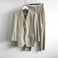 paul smith set up suit beige