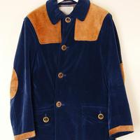 kolor corduroy coat