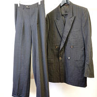 lanvin double set up suit
