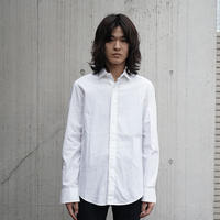 LANVIN silk grosgrain shirt