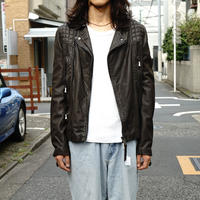 未使用 ALLSAINTS leather jacket