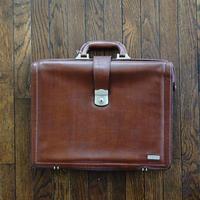 made in Japan vintage doctor bag