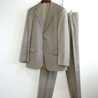 未使用 valentino stripe set up suit