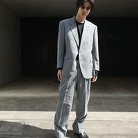 LANVIN polyester set up suit