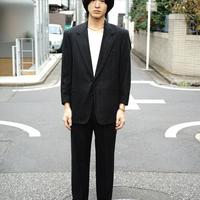 未使用 GIANFRANCO FERRE virgin wool set up suit