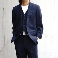 vintage three-piece set up suit