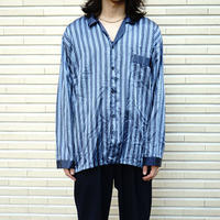 Made in Germany over size polyester shirt jacket