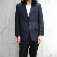 Burberry stripe set up suit
