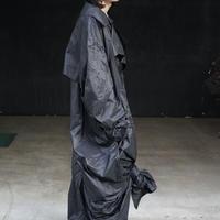 新品Maison Margiela 2017aw big silhouette trench coat