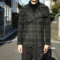 N.HOOLYWOOD check coat