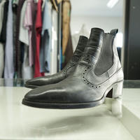 [labo special select ] Made in Japan heel boots