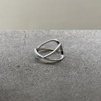 """atelier sample silver925 ring""""wave"""" 19号"""