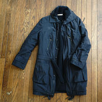 balenciaga mods coat