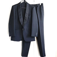 未使用 dior tuxedo set up suit