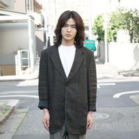 ARMANI viscose long jacket