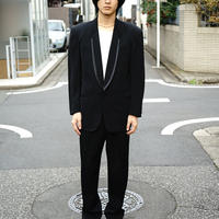 vintage  tuxedo set up suit
