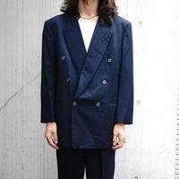 Yves Saint Laurent double set up suit