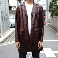 Max&Co leather coat