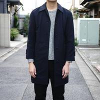 Prada coat navy