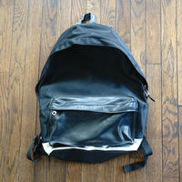 black moral back pack