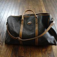 made in Japan vintage paisley bag