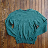 christian dior knit green