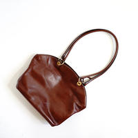 gold pfeil leather bag