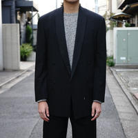 未使用 Gianni Versace double tuxedo set up suit