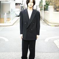 vintage  double stripe set up suit