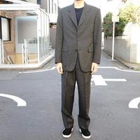 yohji yamamoto AAR set up suit