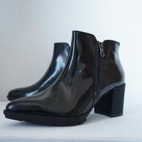 新品 made in Italy heel boots