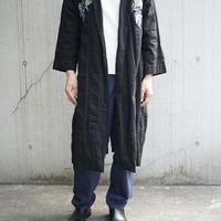 """""""刺繍"""" long shirt coat"""
