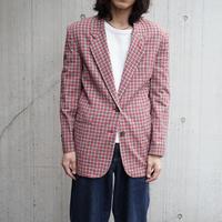 NORMA KAMALI check jacket