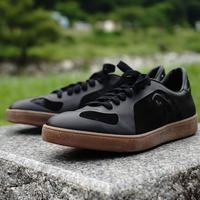 新品 Made in Italy leather german trainer 43