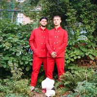 BONNE SUITS - RED