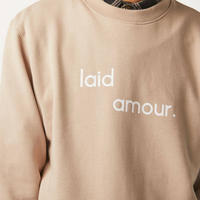 I LOVE UGLY   -   LAID AMOUR CREW
