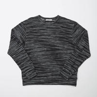 CAMAR / PACHO SWEATER - BLACK x WHITE