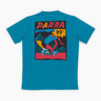 BY PARRA  -  TSHIRT INDY TUCK KNEE