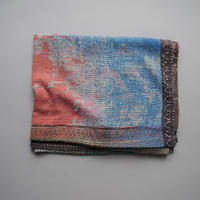 vintage kantha quilt / miiThaaii - B