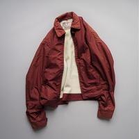 vintage / 50'S McGREGOR nylon anti freeze jacket