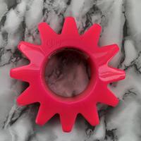 DSQUARED ディースクエアーブレス 個性的 ピンク 樹脂