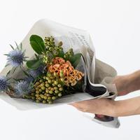 【スタッフが届けます】お花の定期便 (切り花)